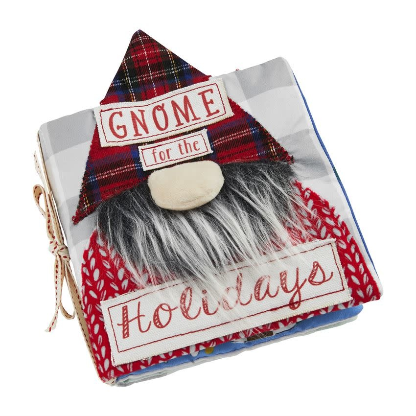 Mudpie Gnome For The Holidays Book
