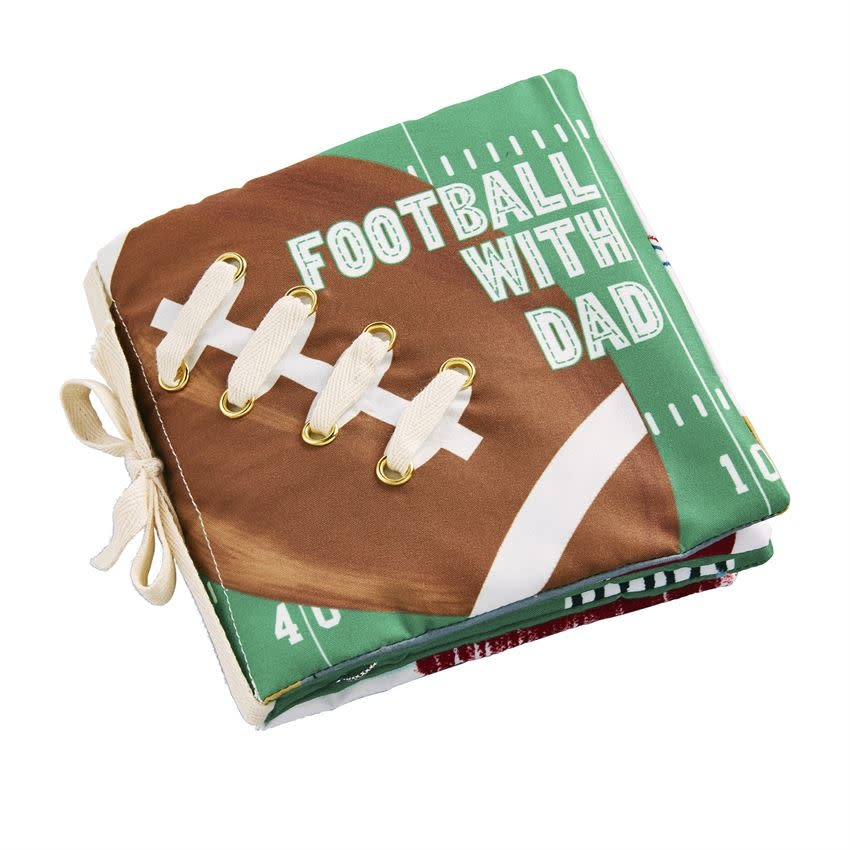 Mudpie Football With Dad Book