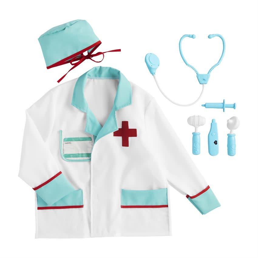 Mudpie Doctor Dress Up Set