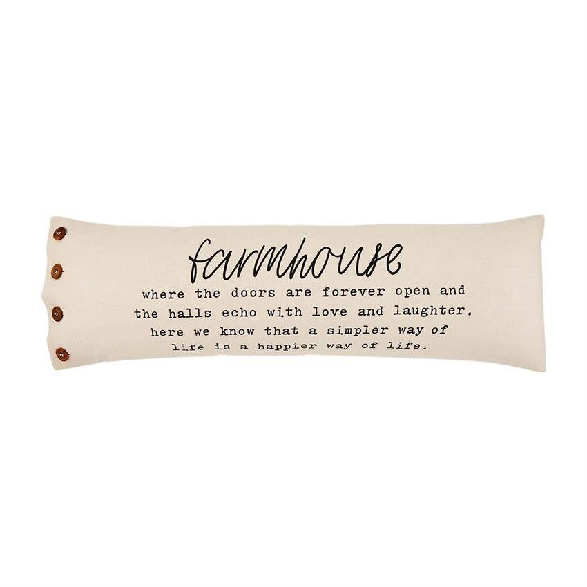 Mudpie Farmhouse Definition Pillow