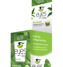 ToGoSpa GREEN TEA EYES (3PK)