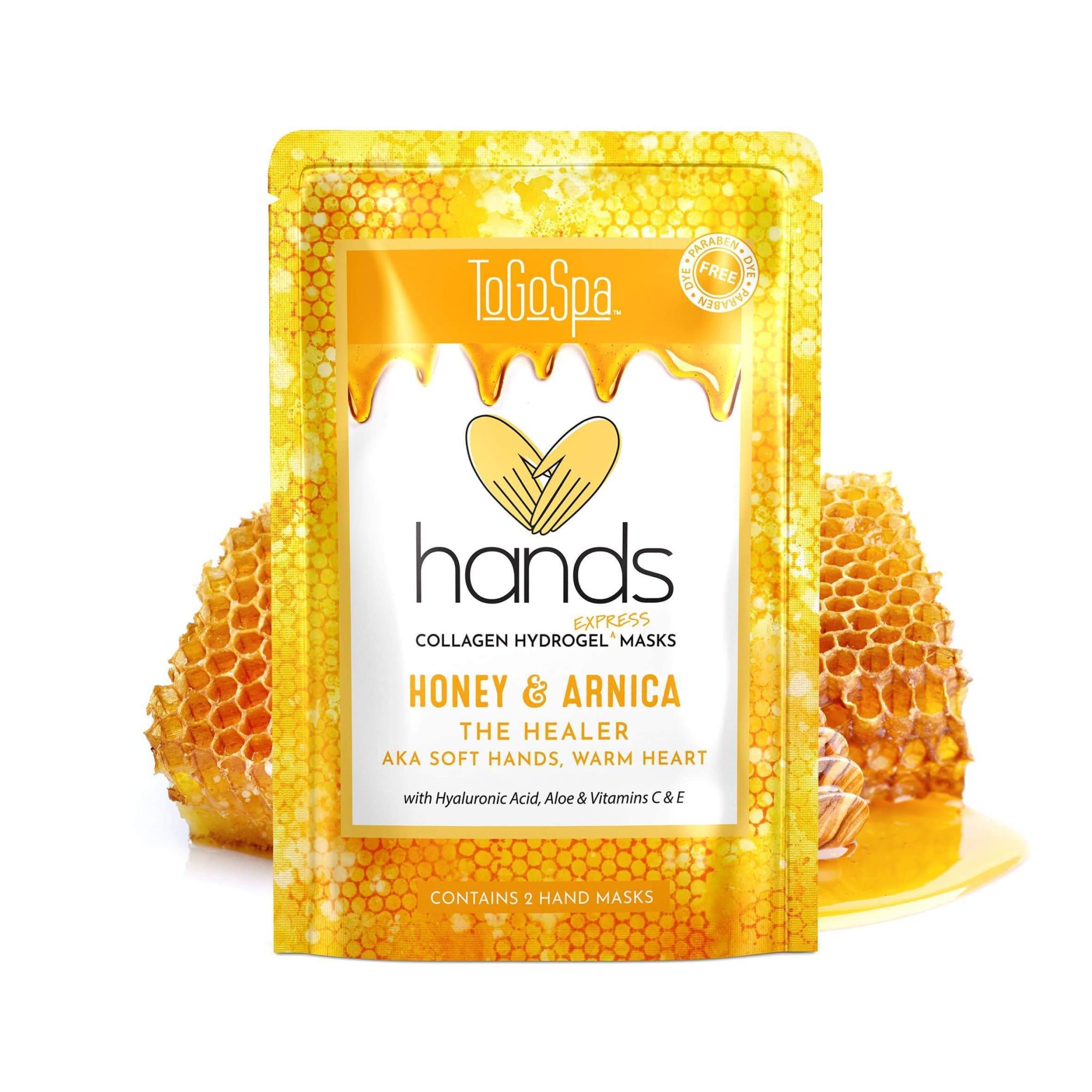 ToGoSpa HONEY + ARNICA HANDS (1 PAIR)