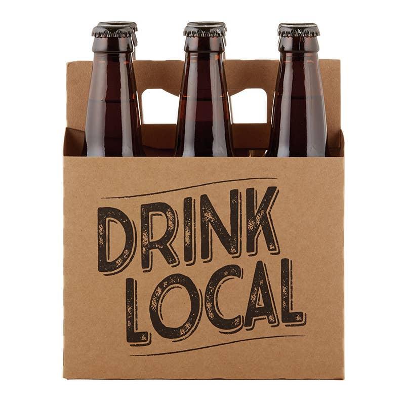 Fleurish Home Beer Carrier - Drink Local
