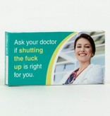 Blue Q Ask Your Doctor Gum