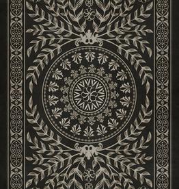 Spicher & Company Pattern #40 Vintage Vinyl Floorcloth Villa Lante 20x30