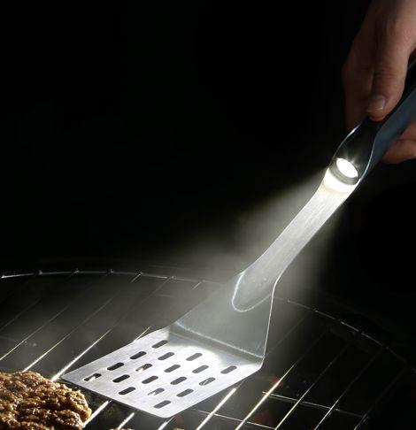 GrillLight Premium Lighted Spatula