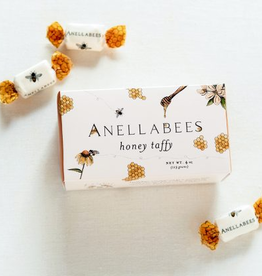Anellabees Honey Butter Taffy: 4oz Box