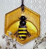 Fleurish Home Queen Bee Honey
