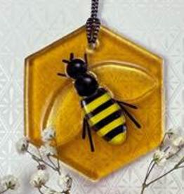 Fleurish Home Amber Honey Bee
