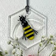 Fleurish Home Clear Honey Bee