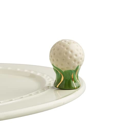nora fleming hole in one mini (golf ball)