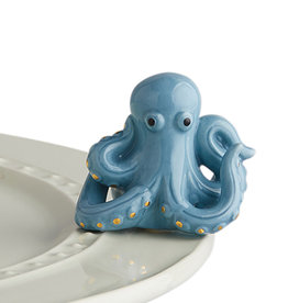 nora fleming under the sea mini (octopus)