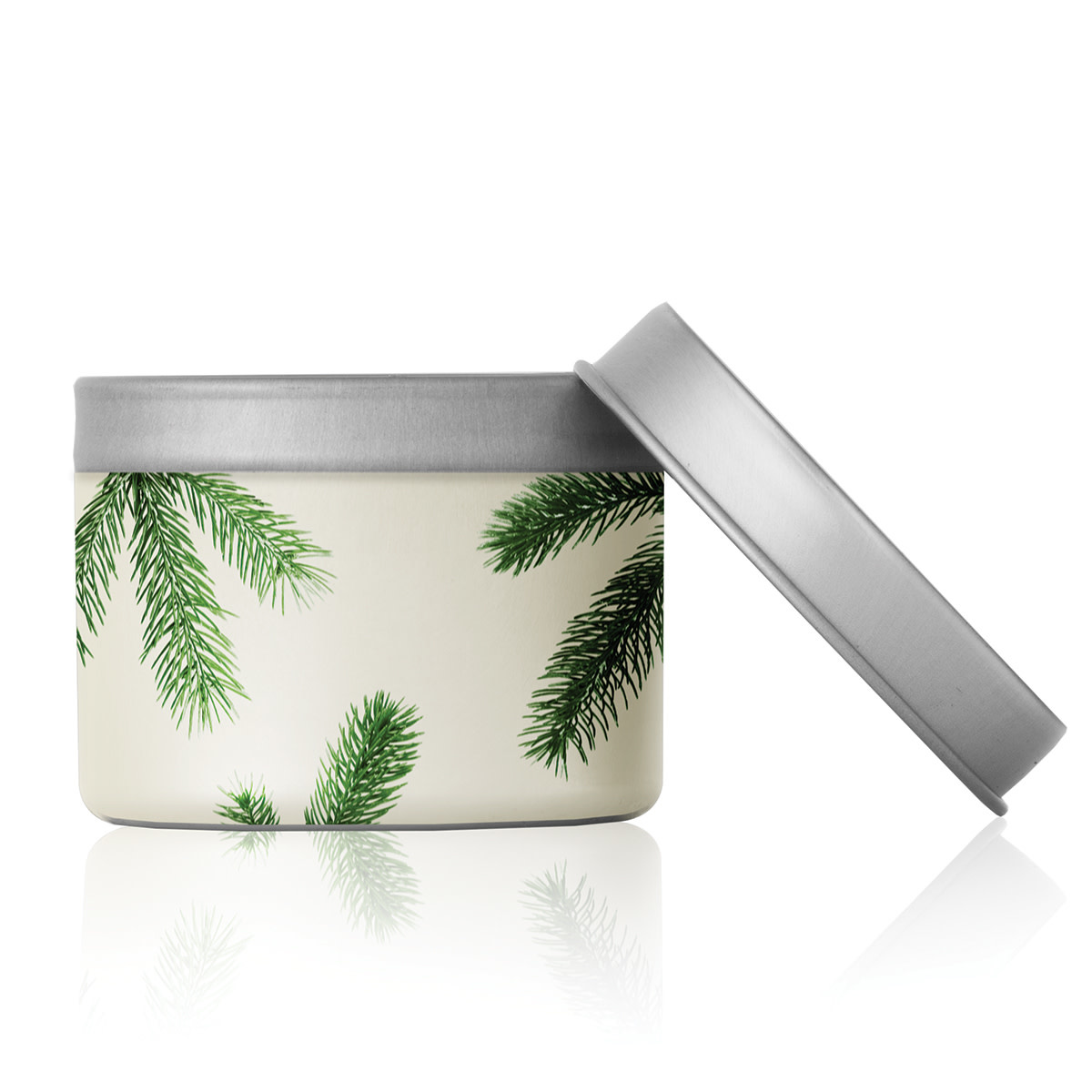 Thymes Frasier Fir Travel Tin Candle