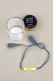 Fleurish Home Joy In A Jar Bracelet (mama)