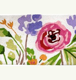 Jellybean Happy Flowers Rug