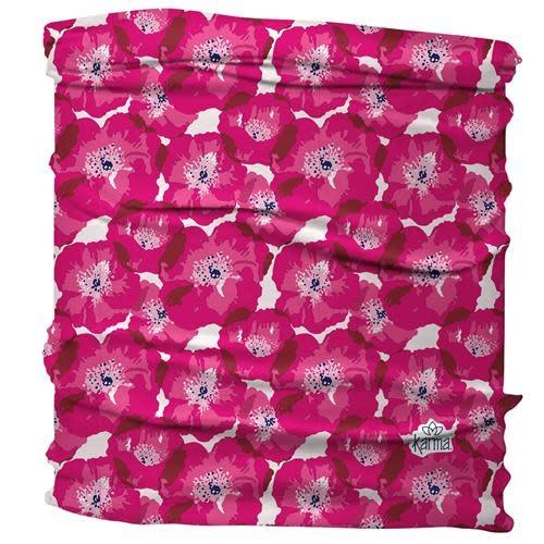 Karma Medium / Half Headband Pink Poppy