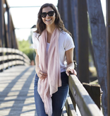 Fleurish Home Insect Shield Scarf - Pink