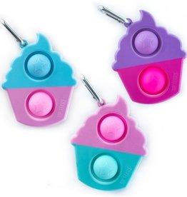 Top Trenz Cupcake: OMG Mega Pop Keychain Popper