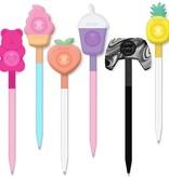 Top Trenz OMG Pop Fidgety Pen Topper Popper (various)