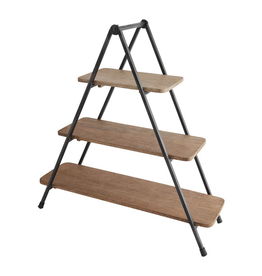 Three-Tier Serving Stand