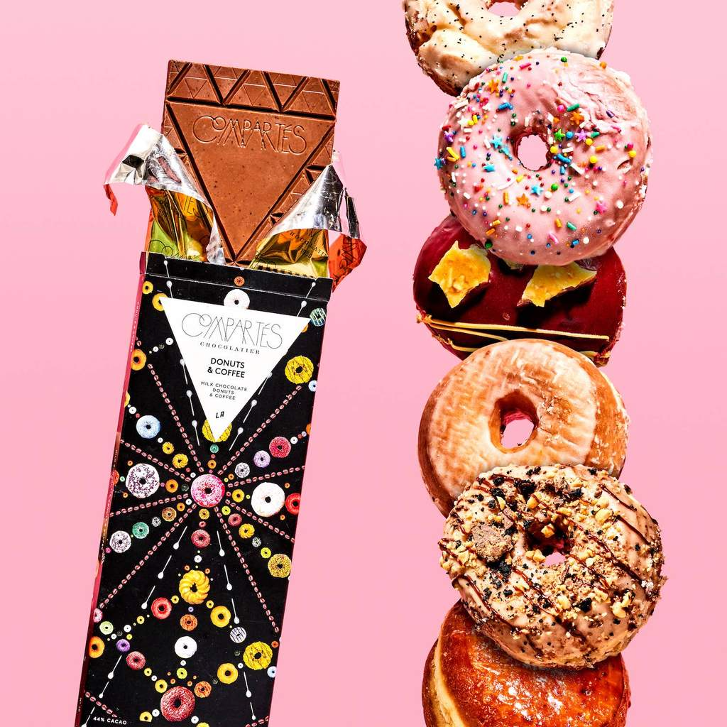 Compartes Chocolate Donuts & Coffee Bar