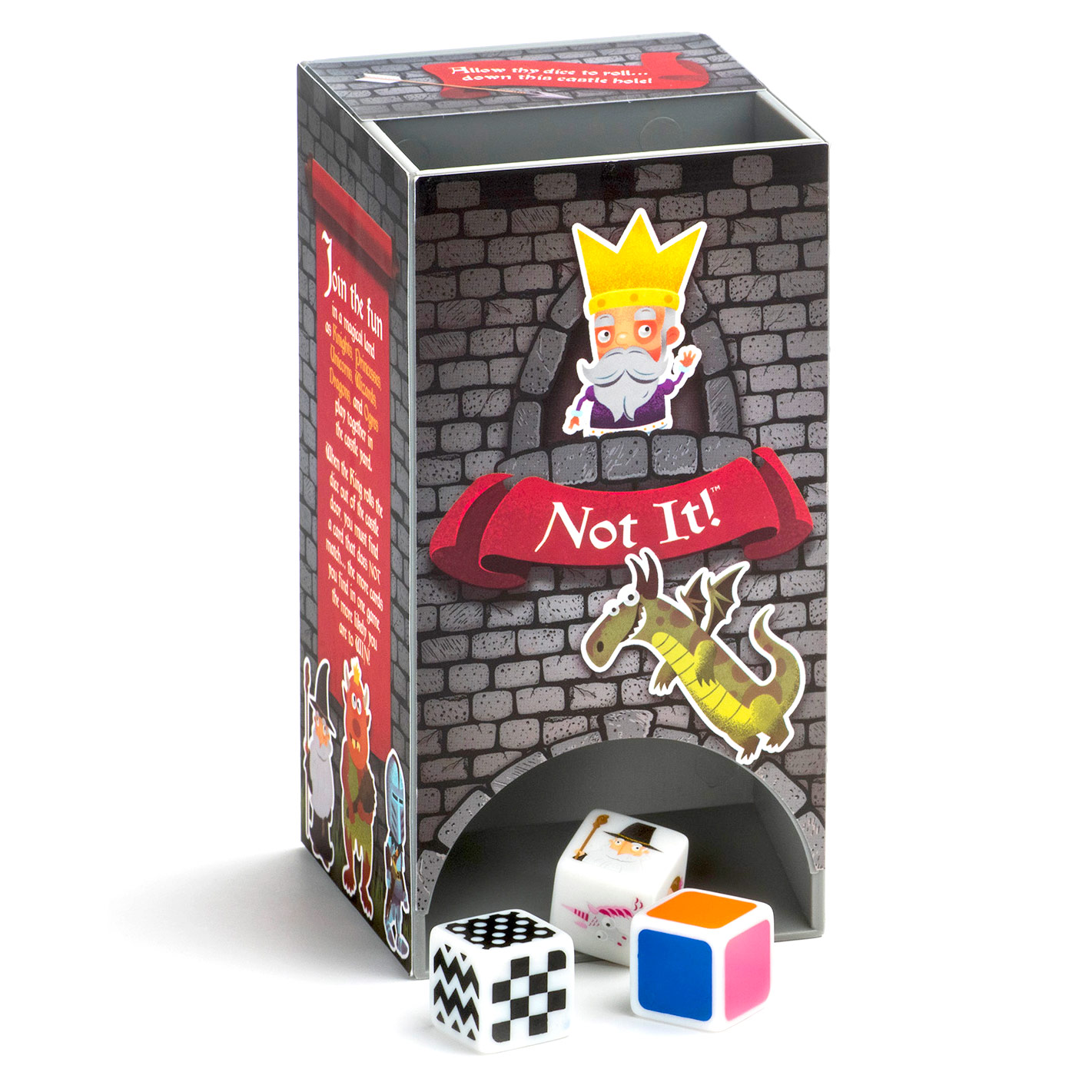 The Good Game Company Not It! the Castle Land edition