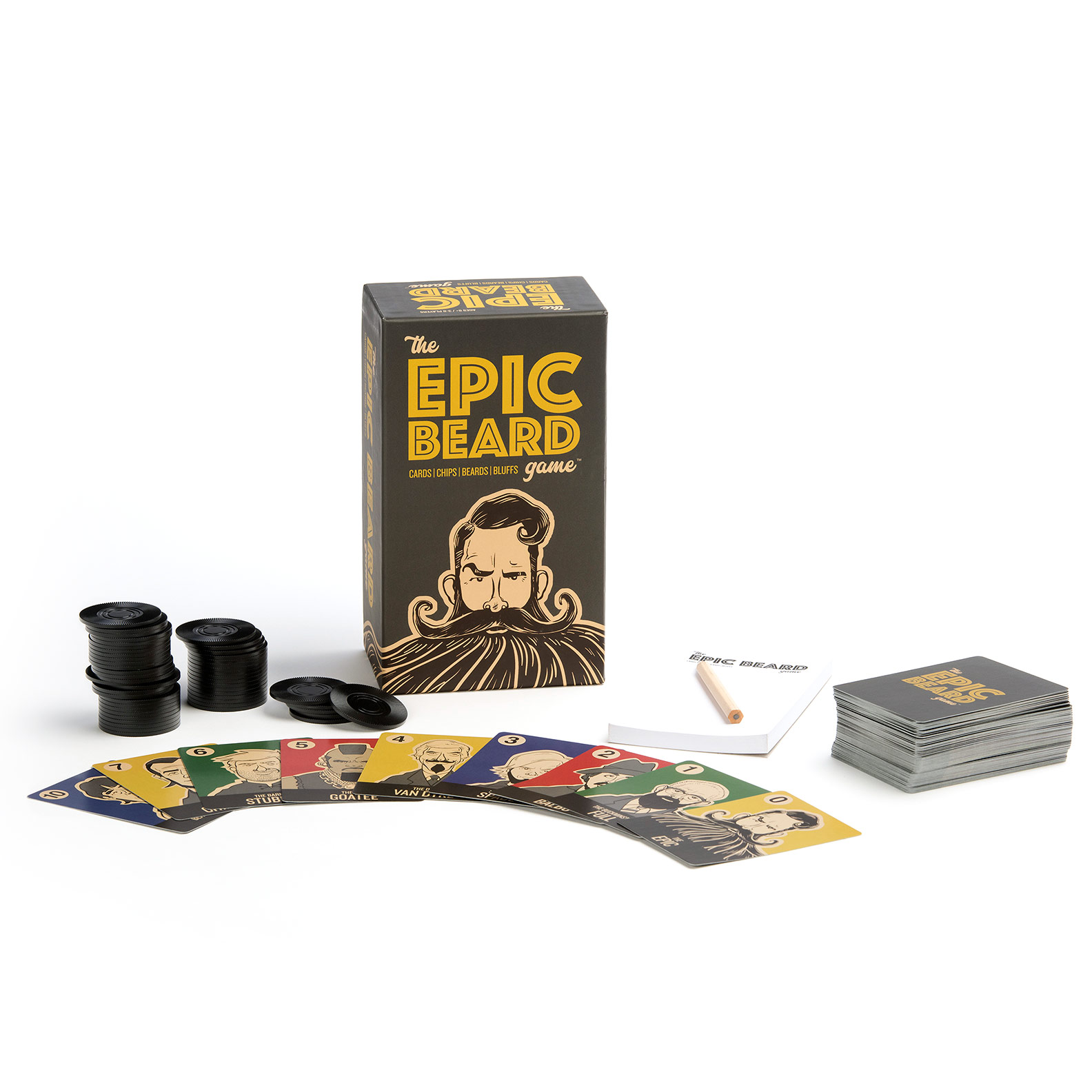 The Good Game Company The Epic Beard Game