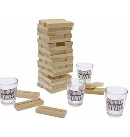 Fleurish Home Drunken Tower Drinking Game