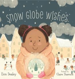 Sleeping Bear Press Snow Globe Wishes