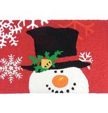 Jellybean Snowman with Magic Hat