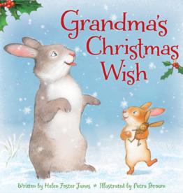 Sleeping Bear Press Grandma's Christmas Wish board book