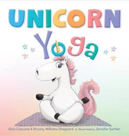 Sleeping Bear Press Unicorn Yoga