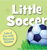 Sleeping Bear Press Little Soccer Toddler Board Book