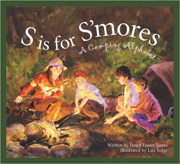 Sleeping Bear Press S is for S'mores: A Camping Alphabet