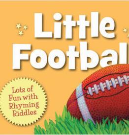 Sleeping Bear Press Little Football Toddler board book