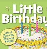 Sleeping Bear Press Little Birthday Board Book