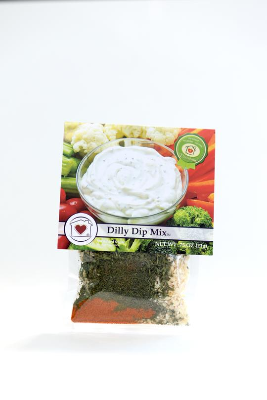 Country Home Creations Dilly Dip Mix
