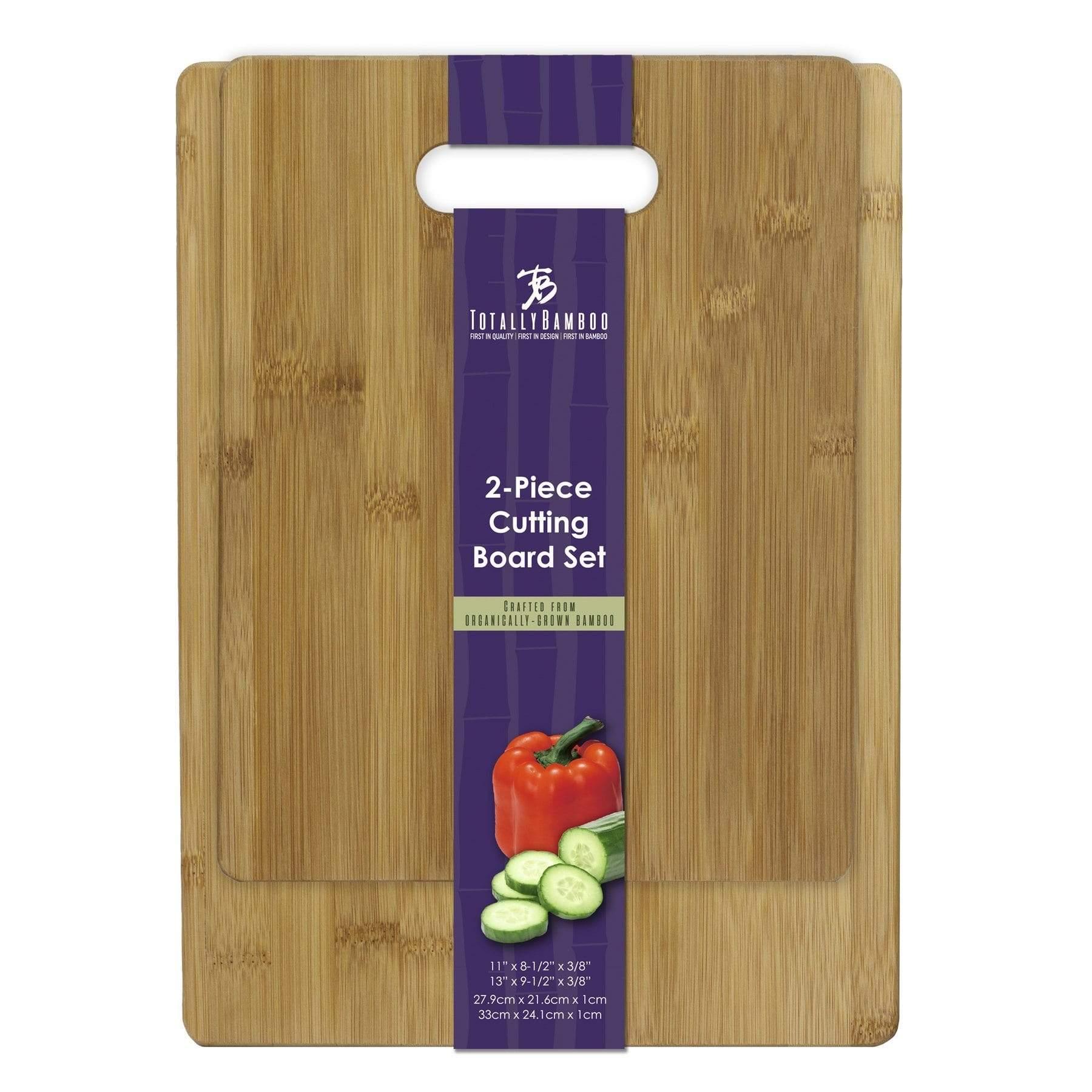 Fleurish Home 2-Piece Cutting Board Set