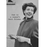 Trash Talk by Annie Trash Talk Greeting Card - So Sorry!