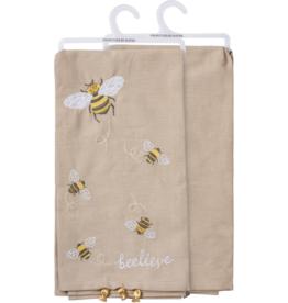 Fleurish Home Dish Towel - Beelieve