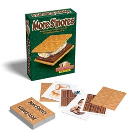 Madd Capp Card Games - More S'mores