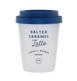 Fleurish Home Salted Caramel Latte Candle