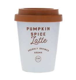Fleurish Home Pumpkin Spice Latte Candle