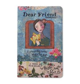 Fleurish Home Dear Friend Gift Book