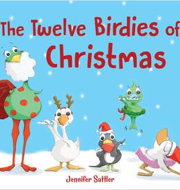 Fleurish Home The Twelve Birdies of Christmas board book