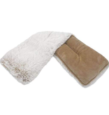Warmies Marshmallow Neck Wrap Brown
