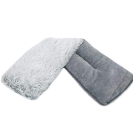 Warmies Marshmallow Neck Wrap Gray