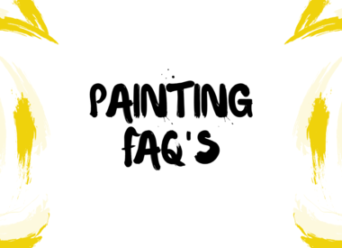 Painting and Waxing FAQs