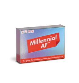 Fleurish Home Millennial AF Card Game