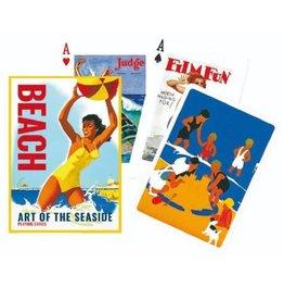 Piatnik Playing Cards Deck Beach